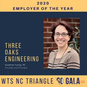 Three Oaks Engineering award for WTS employer of the year